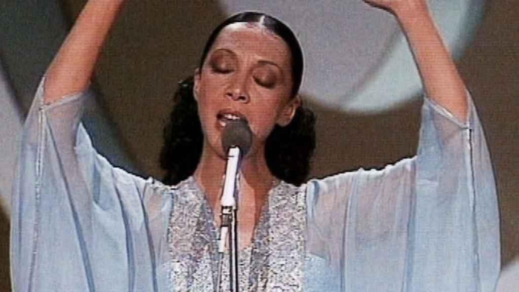 Betty Missiego en Eurovisión