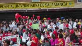 Hospital Salamanca sonrisa