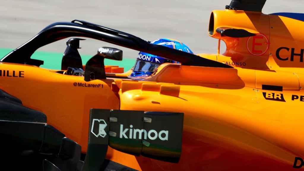 Alonso también quiere mejorar en la clasificación durante el Gran Premio de España.