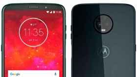 El Motorola Moto Z3 Play se deja ver a la perfección, con un grosor diminuto