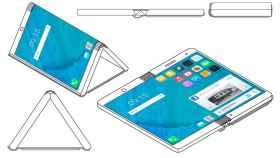 Motorola patenta su propio móvil plegable que se convierte en tablet