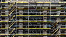 Tecnología BIM y 'blockchain' aplicadas al sector de la construcción.