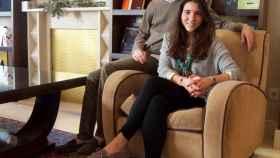 Victoria Falomir y Pablo Gómez-Lechón, socios fundadores de Boonper.