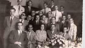 Margarita Baudín era la única mujer en su promoción.