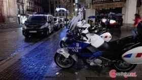 policia local noche