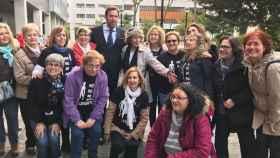 Valladolid-puente-fibromialgia-afectados