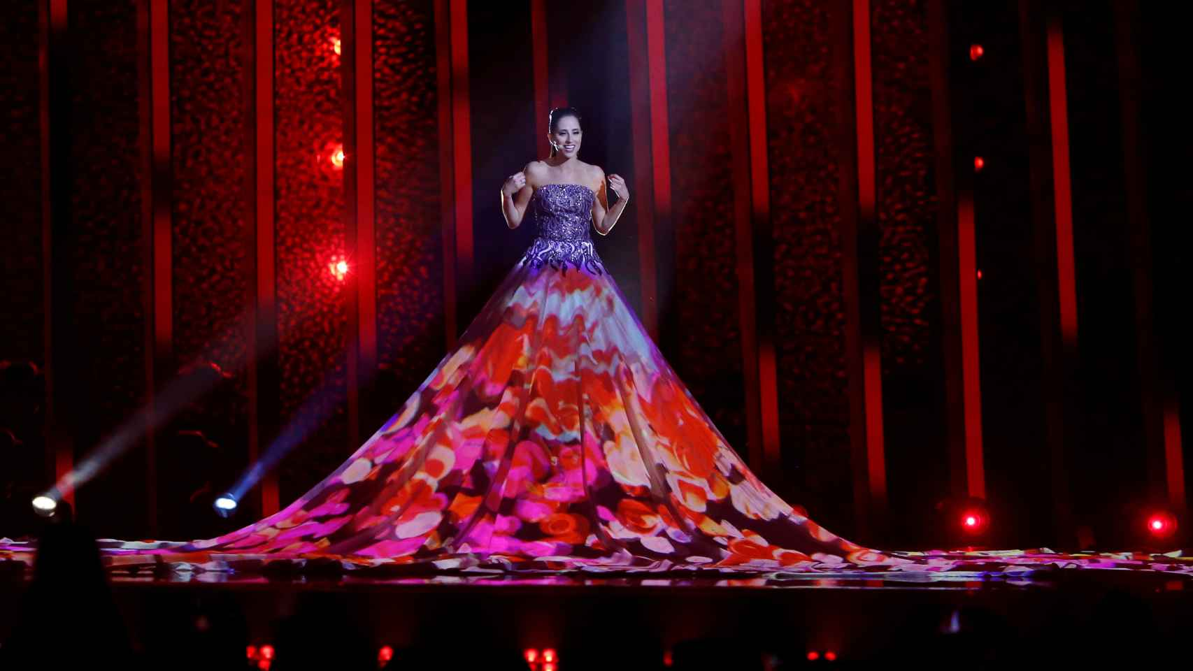 Los momentos más curiosos de Eurovisión, en imágenes