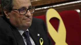 El presidente de la Generalitat de Cataluña, Quim Torra.