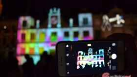 videomapping medina del campo semana renacentista 8