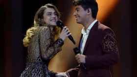 Alfred y Amaia lo consiguen: del regalo de 'La España de mierda' a el puesto 23 es una mierda