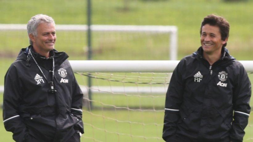 Mourinho: Nadie en el mundo del fútbol está listo para ser mi asistente