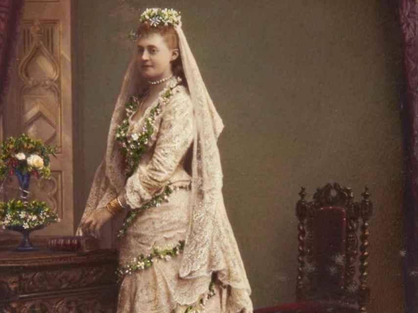 Imagen de Frederica. Kensington Palace.