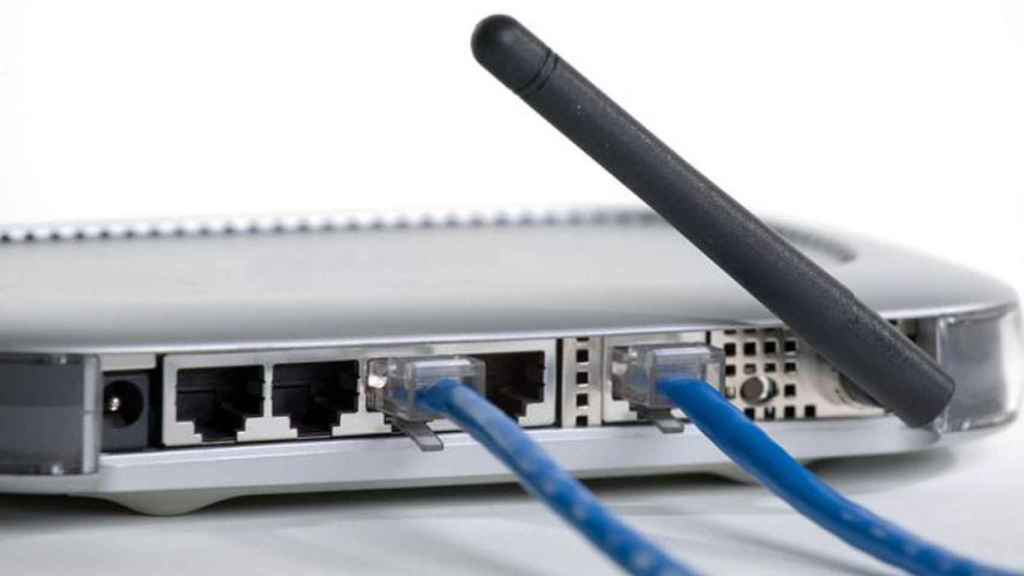router internet