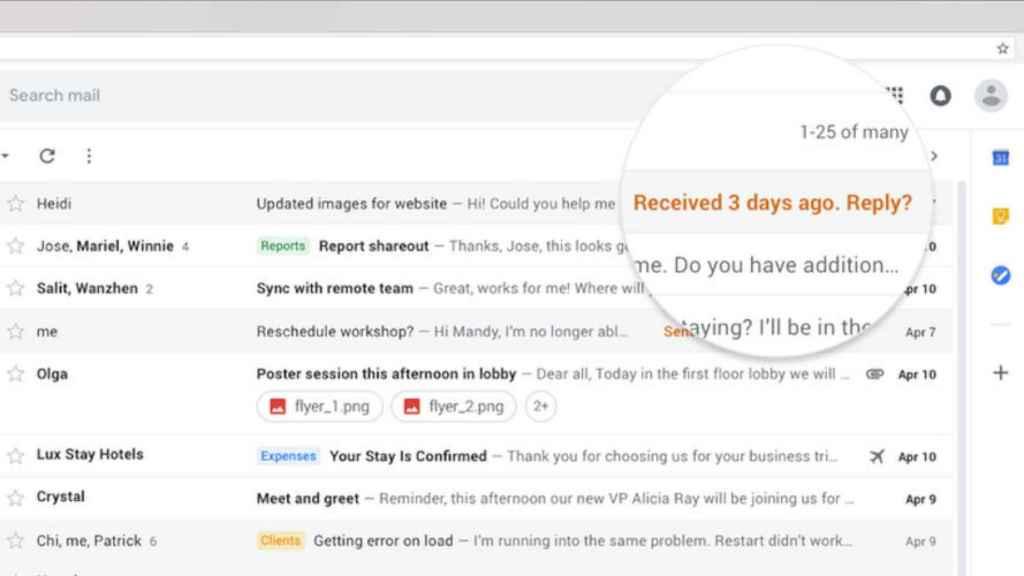 gmail recordatorio 1