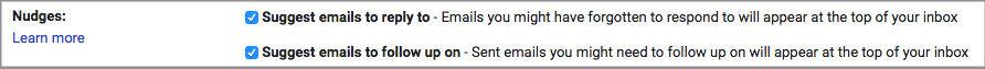 gmail recordatorio 2