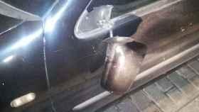 Valladolid-retrovisor-coche-vandalismo-jovenes
