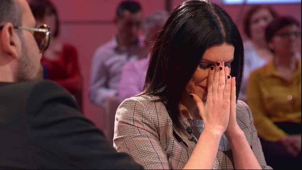 La frustración de Laura Pausini por un embarazo que no llegaba