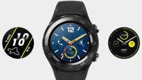 El Huawei Watch 2 2018 al descubierto: Wear OS, GPS, Wifi…
