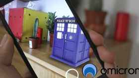 realidad virtual amazon ios arkit