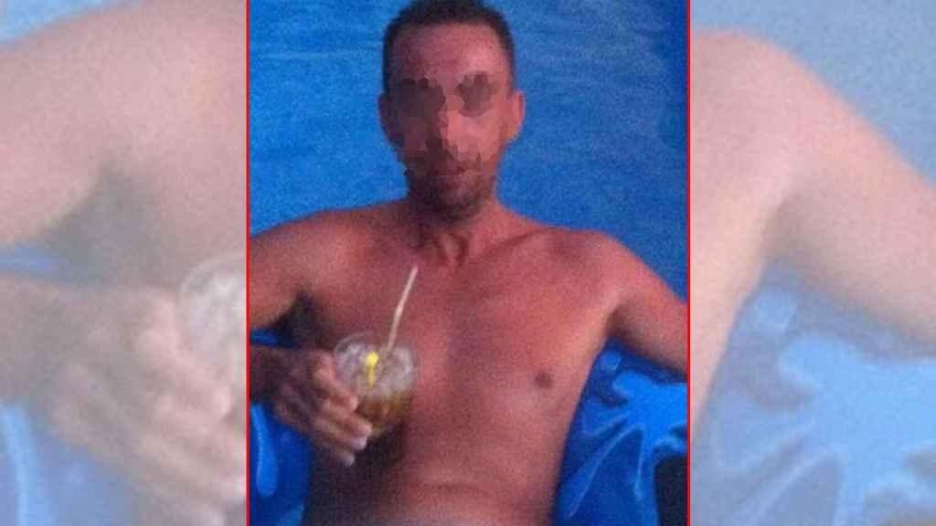 Pedro, el piloto de la narcolancha que mató a un niño en Algeciras.