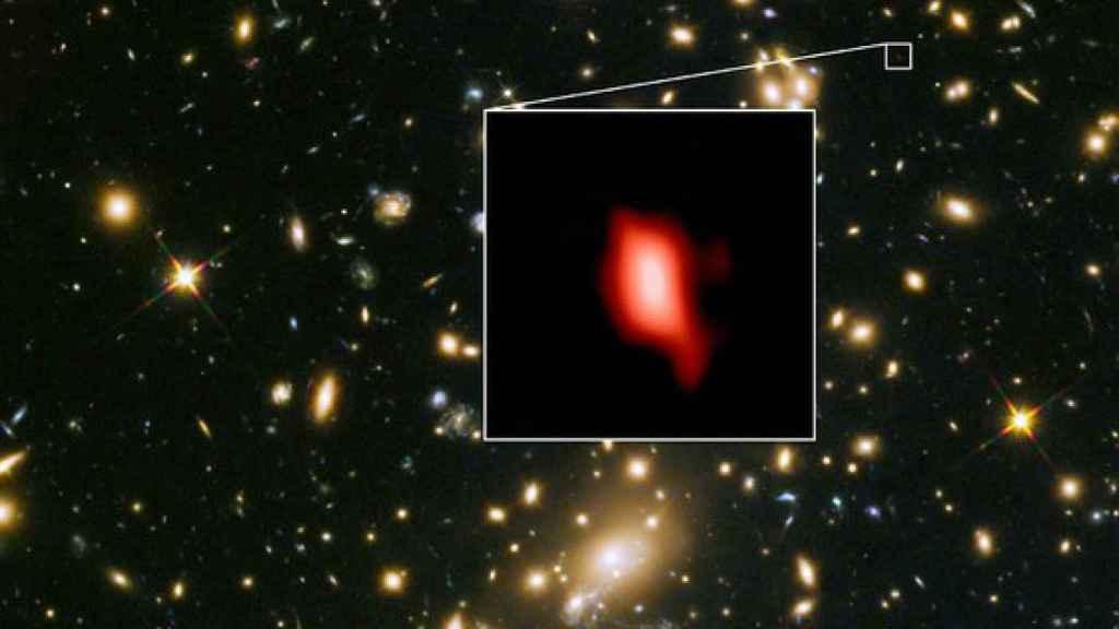 Las primeras estrellas surgieron 250 millones de años después del Big Bang