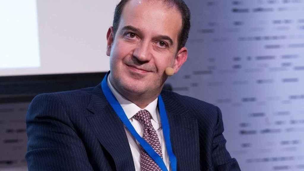 José Carlos Cuevas, director financiero de Duro Felguera.