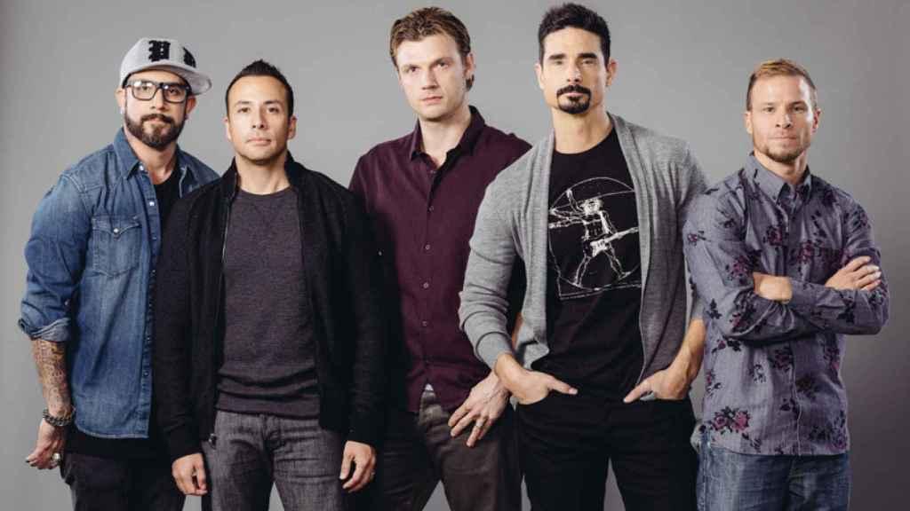 Los Backstreet Boys Las Drogas Y El Alcohol Son Cosas Que Vienen Con El éxito