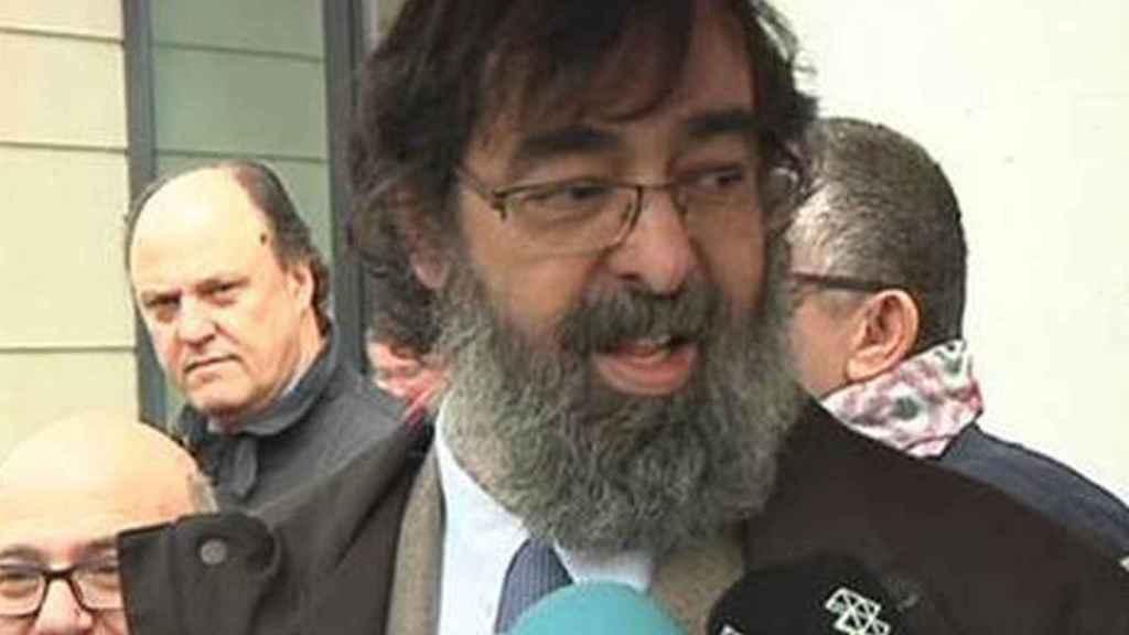 Magistrado Ricardo González./