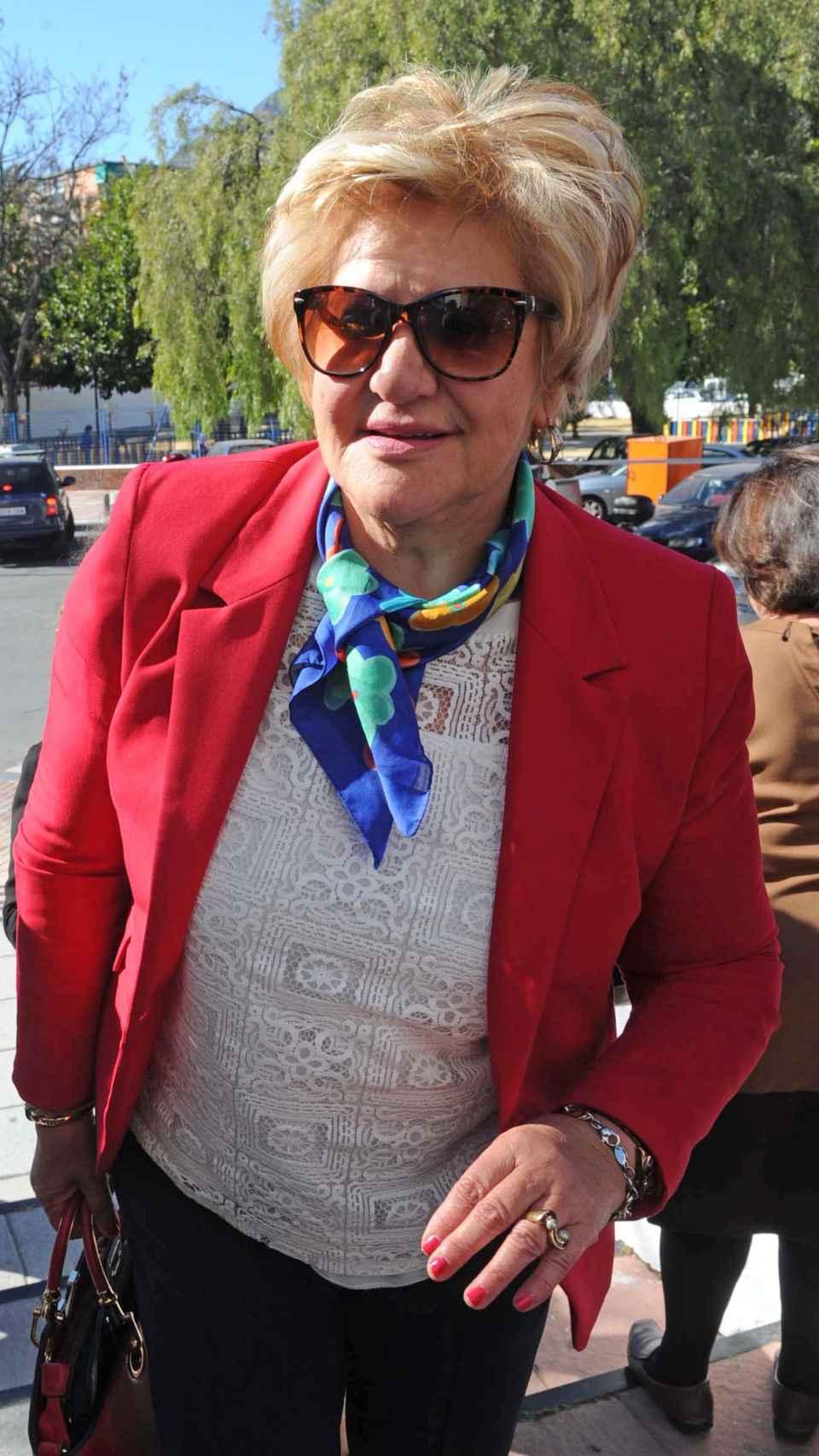 Carmen Bazán.