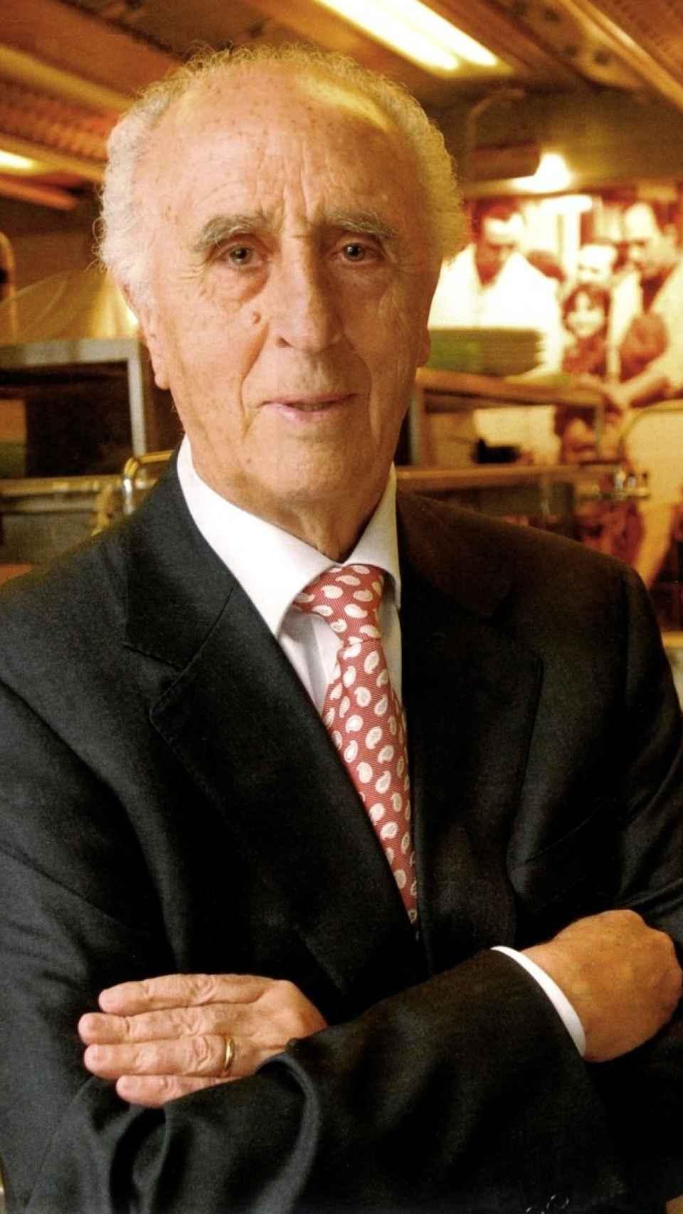 Evaristo García Gómez nació el 9 de junio de 1933 en Combarros
