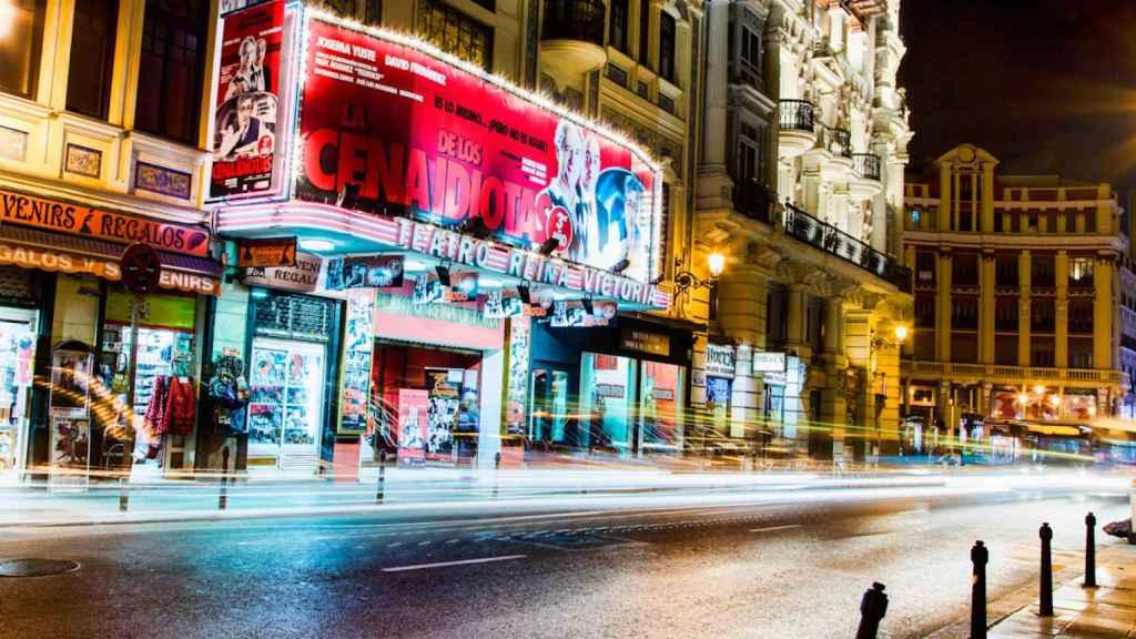 El Teatro Reina Victoria adquirido este pasado mes de enero por la familia García