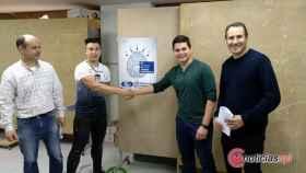 zamora ganador provincial jovenes instaladores