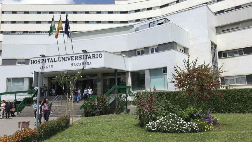Hospital Virgen de la Macarena.