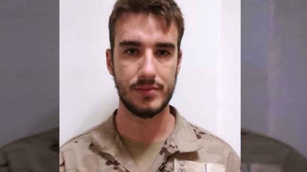 El militar español Antonio Carrero.