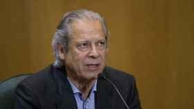 El exministro brasileño José Dirceu.