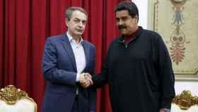Zapatero, convertido en protagonista de la elecciones en Venezuela