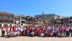 encuentro voluntarios cruz roja penafiel valladolid 1