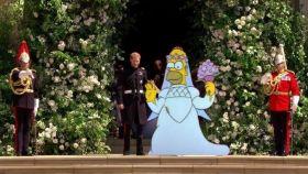 A la boda de Harry y Meghan también estaban invitados los memes