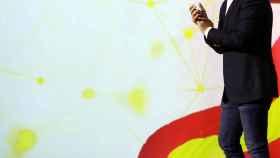 Albert Rivera durante la presentación de 'España Ciudadana'