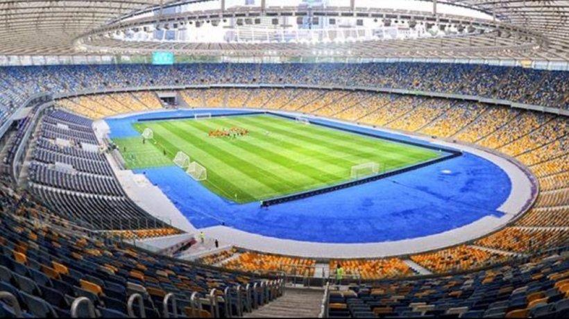 Estadio Olímpico de Kiev, sede de la final de la Champions 2018