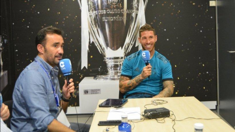 Sergio Ramos: La Champions eclipsa el doblete del Barça