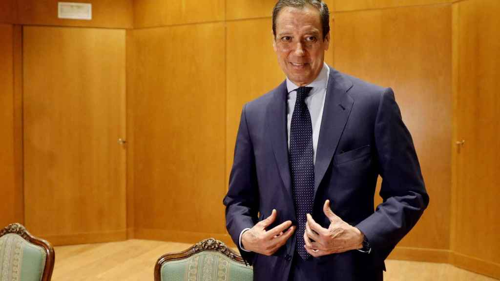 El exministro y expresidente de la Generalitat valenciana Eduardo Zaplana