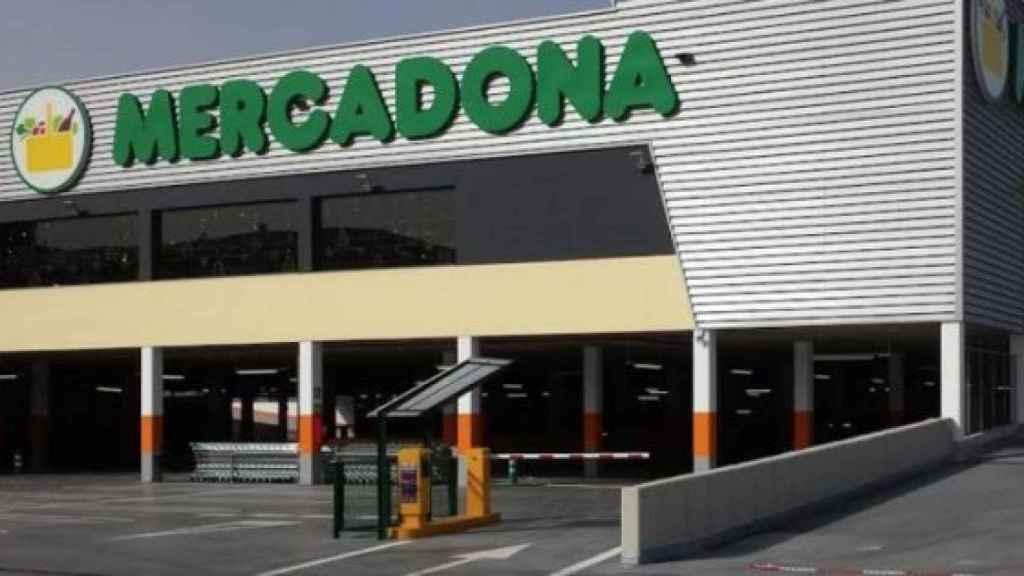 Un supermercado de Mercadona, en una imagen de archivo.
