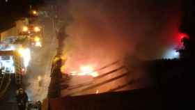 Valladolid-incendio-fuego-calle-alcarria