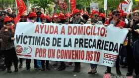 Zamora manifestacion 1 de mayo 31
