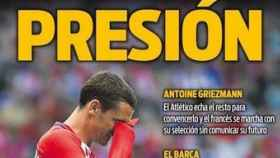 Portada diario Sport (23/05/18)