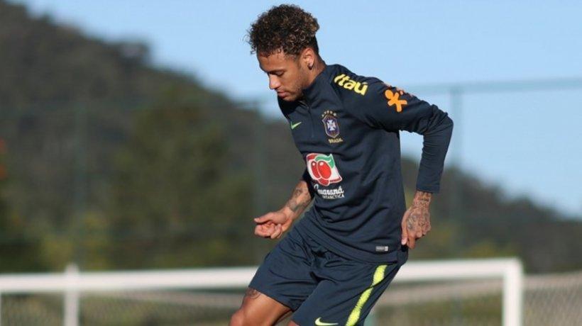 Los médicos de Brasil tranquilizan sobre el estado de Neymar antes del Mundial