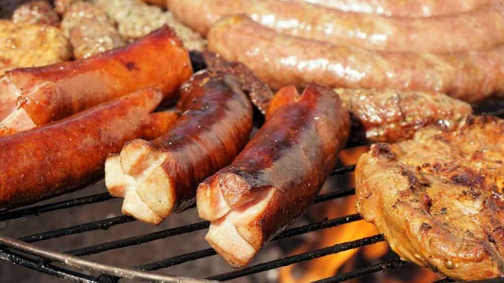 Las menos recomendables son las carnes a la parrilla.