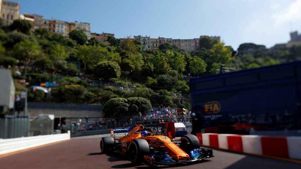 Alonso ganó en Mónaco tanto en 2006 como en 2007.