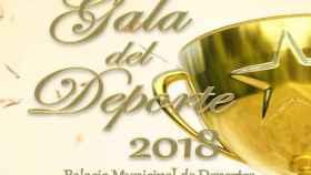 Cartel Gala del Deporte 2018